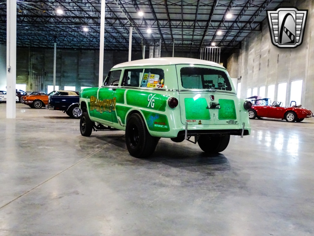 1950's Ford Gasser  - Page 3 20190510