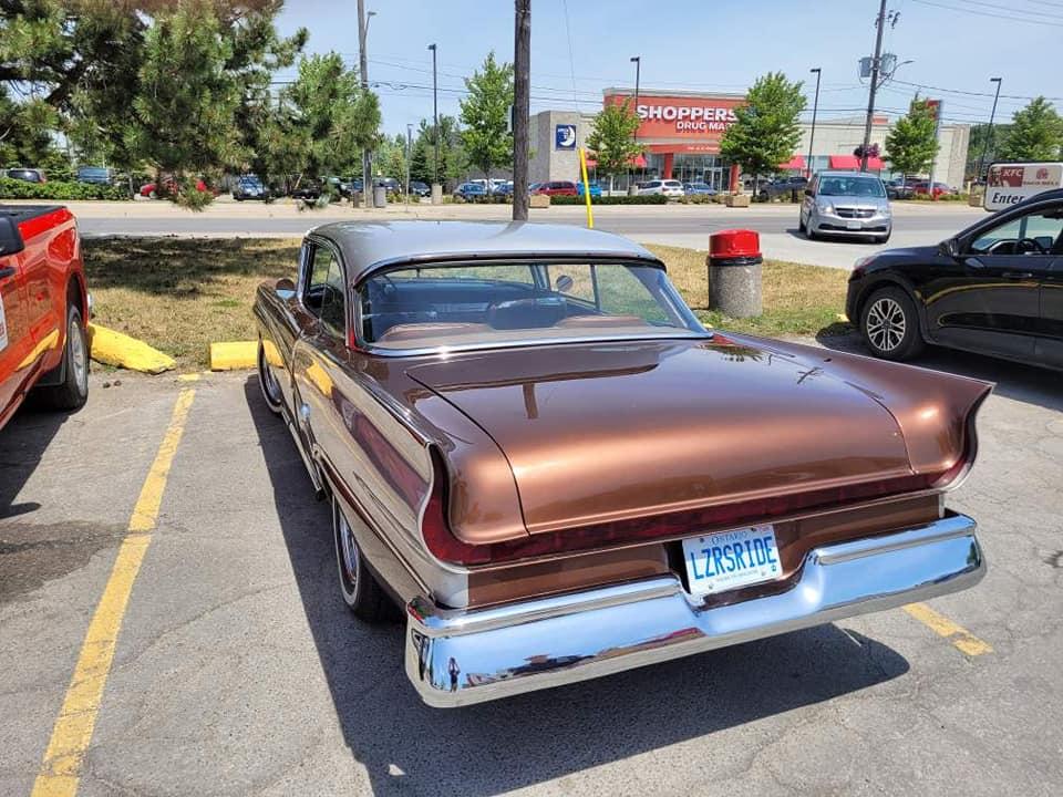 Ford 1957 & 1958 custom & mild custom  - Page 8 20233710