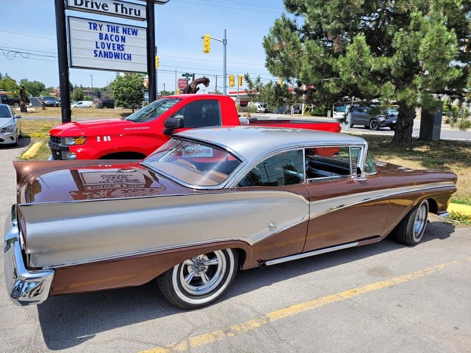 Ford 1957 & 1958 custom & mild custom  - Page 8 20351710