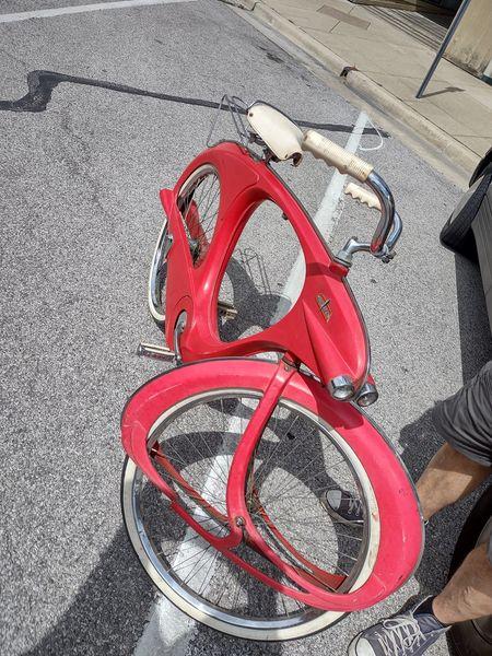 bowden bicycle - Spacelander- 1951 20413710