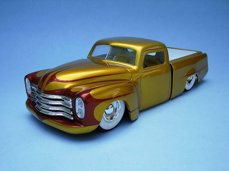 Bill Stillwagon - Model Kit - Kustom car artist 20479910