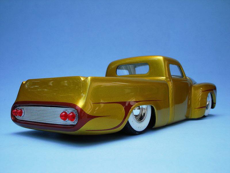 Bill Stillwagon - Model Kit - Kustom car artist 20604410