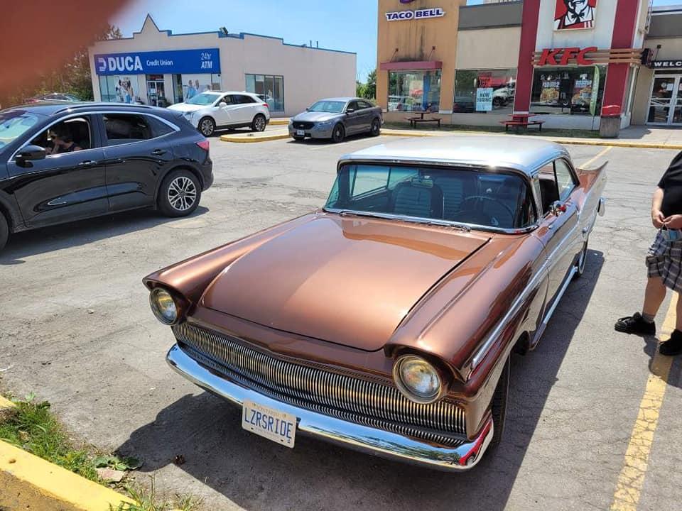 Ford 1957 & 1958 custom & mild custom  - Page 8 20618810