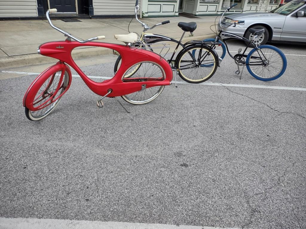 bowden bicycle - Spacelander- 1951 20693111