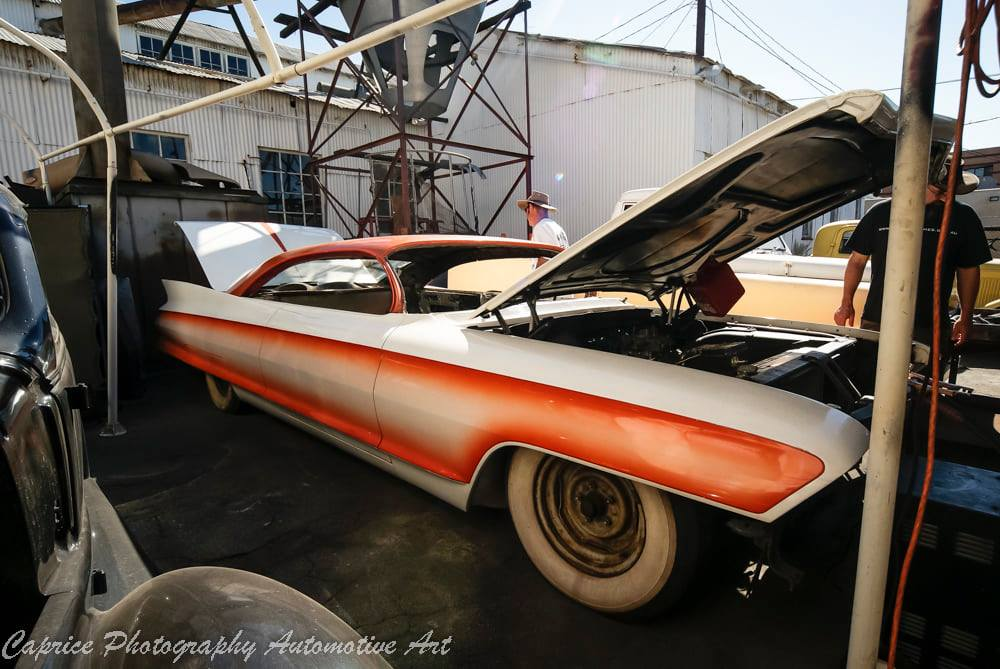 1961 Cadillac - Hollywood Hotrods - Greg Forster 20752010