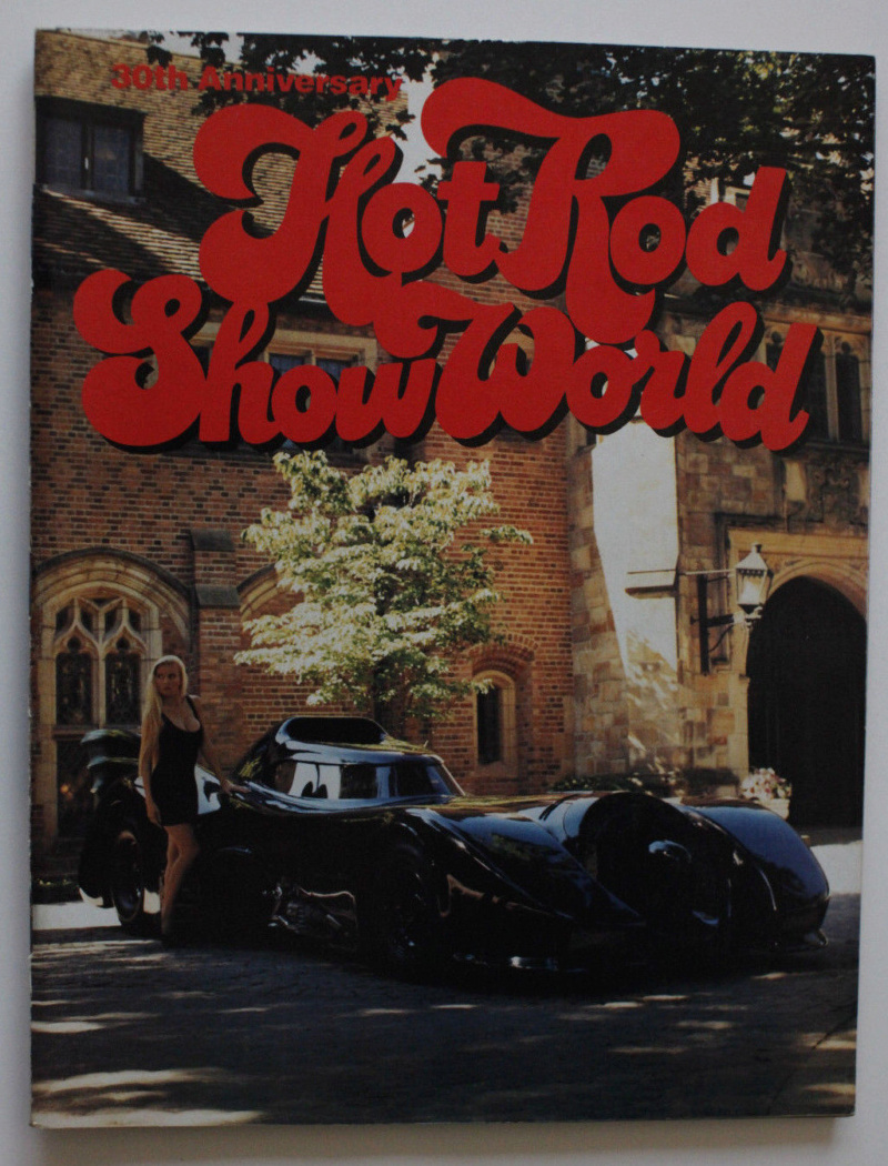 Hot Rod Show World Annual 2112