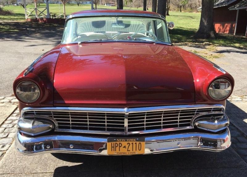 Ford 1955 - 1956 custom & mild custom - Page 7 215