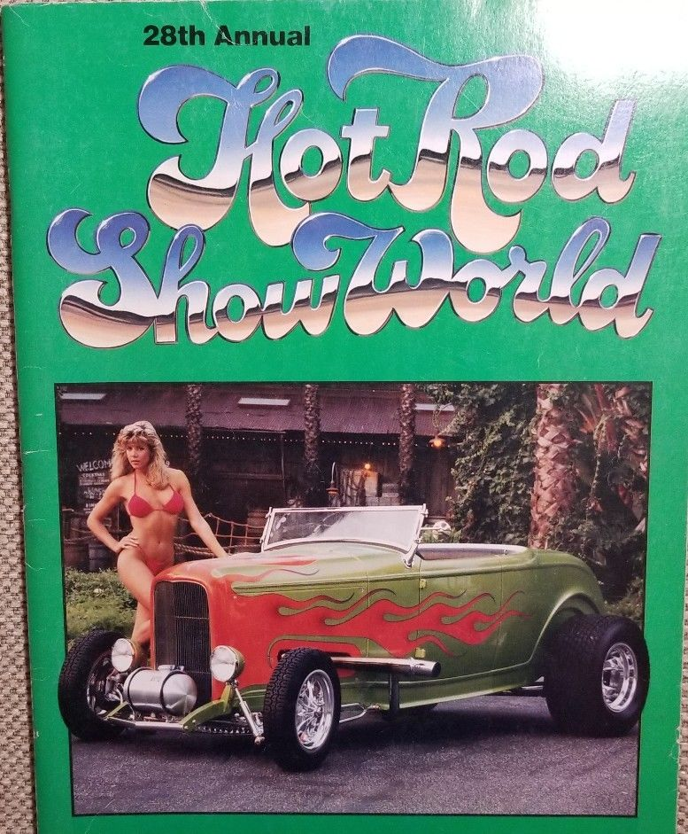Hot Rod Show World Annual 216