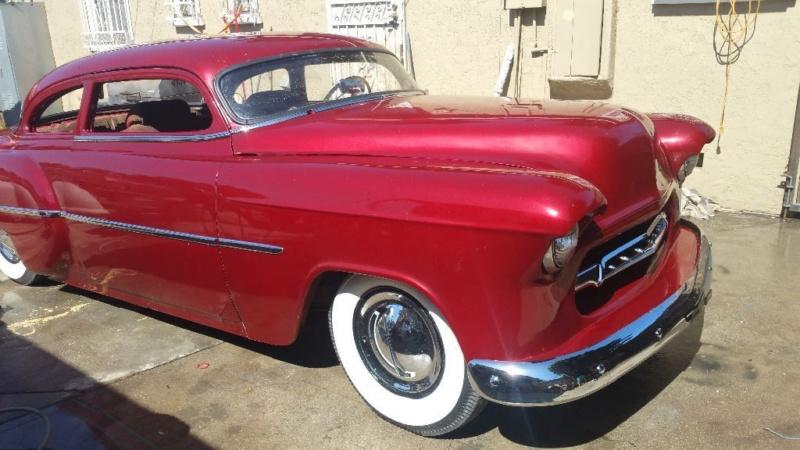 Chevy 1953 - 1954 custom & mild custom galerie - Page 15 2212