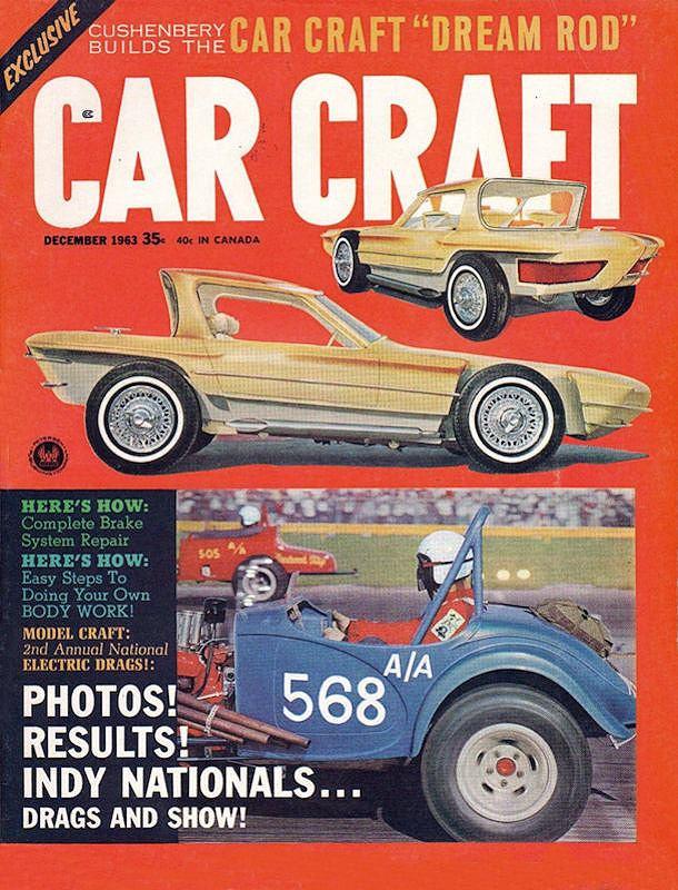 Car Craft Dream Rod - Bill Cushenbery 22255010