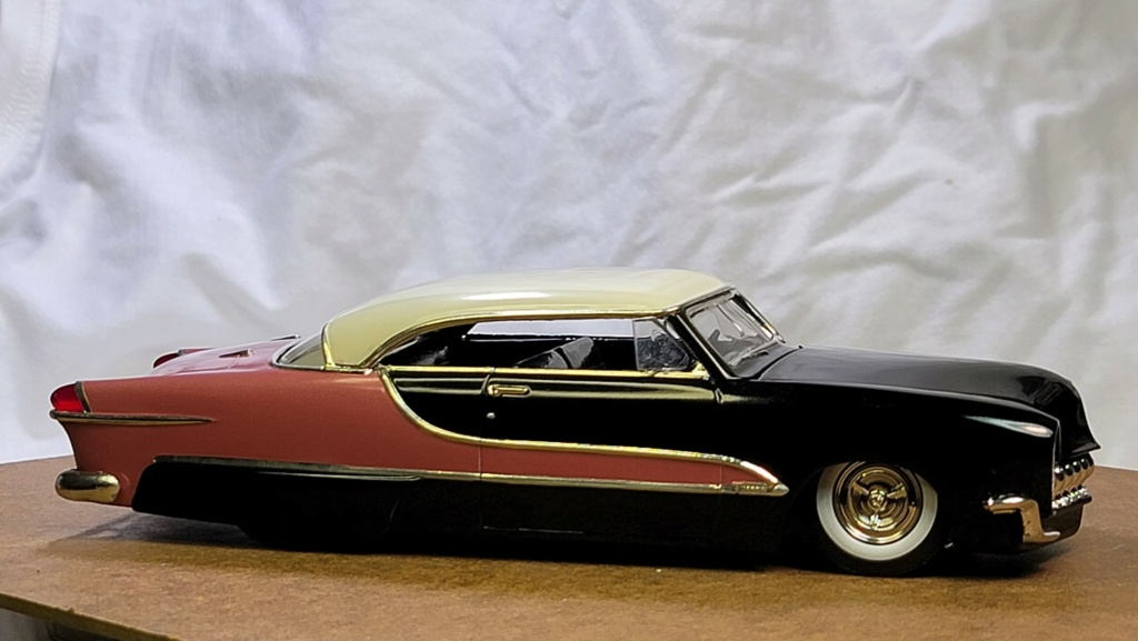 1950 Ford Convertible - customizing kit - trophie series - amt 22488810