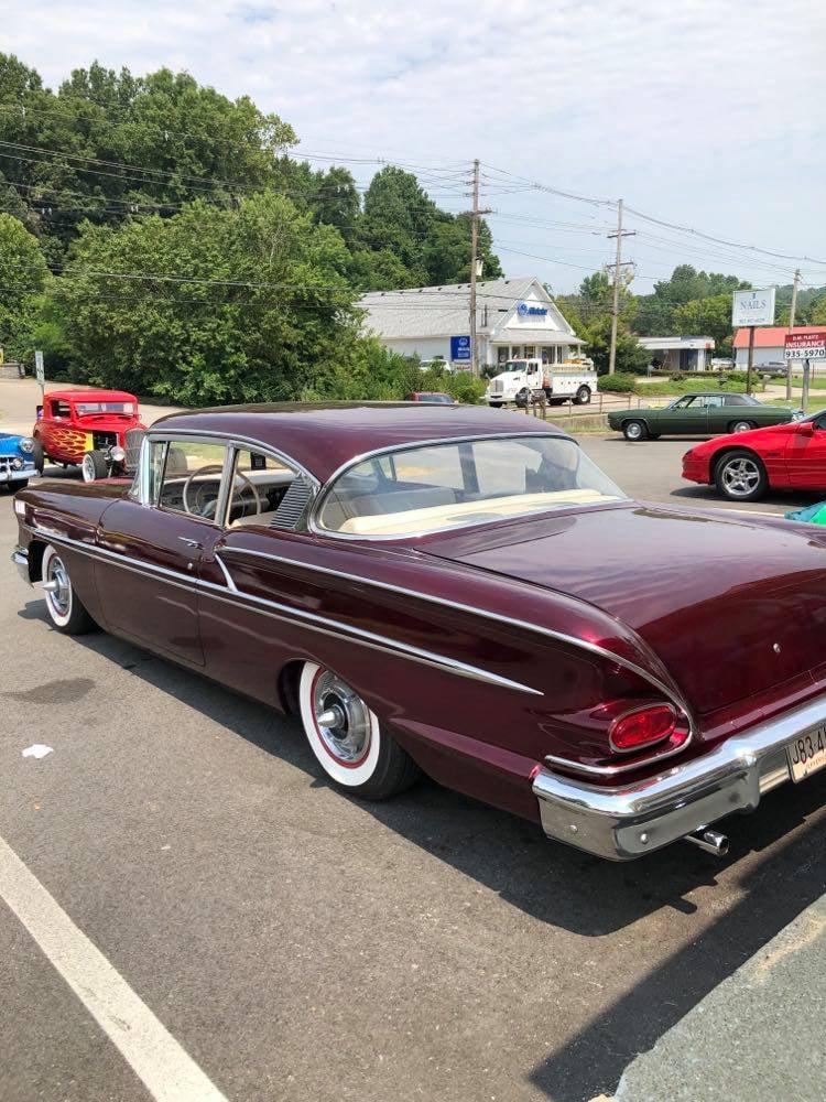 Chevy 1958 custom & mild custom - Page 8 22636610