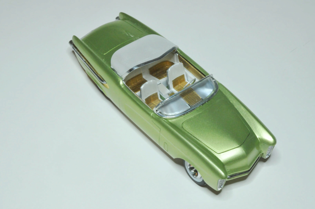1950 Ford Convertible - customizing kit - trophie series - amt 22750910