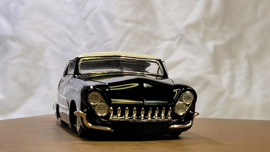 1950 Ford Convertible - customizing kit - trophie series - amt 22907910