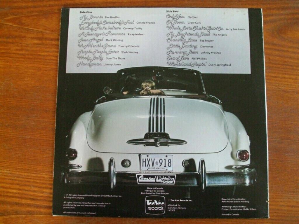 Records with car or motorbike on the sleeve - Disques avec une moto ou une voiture sur la pochette - Page 12 23526410
