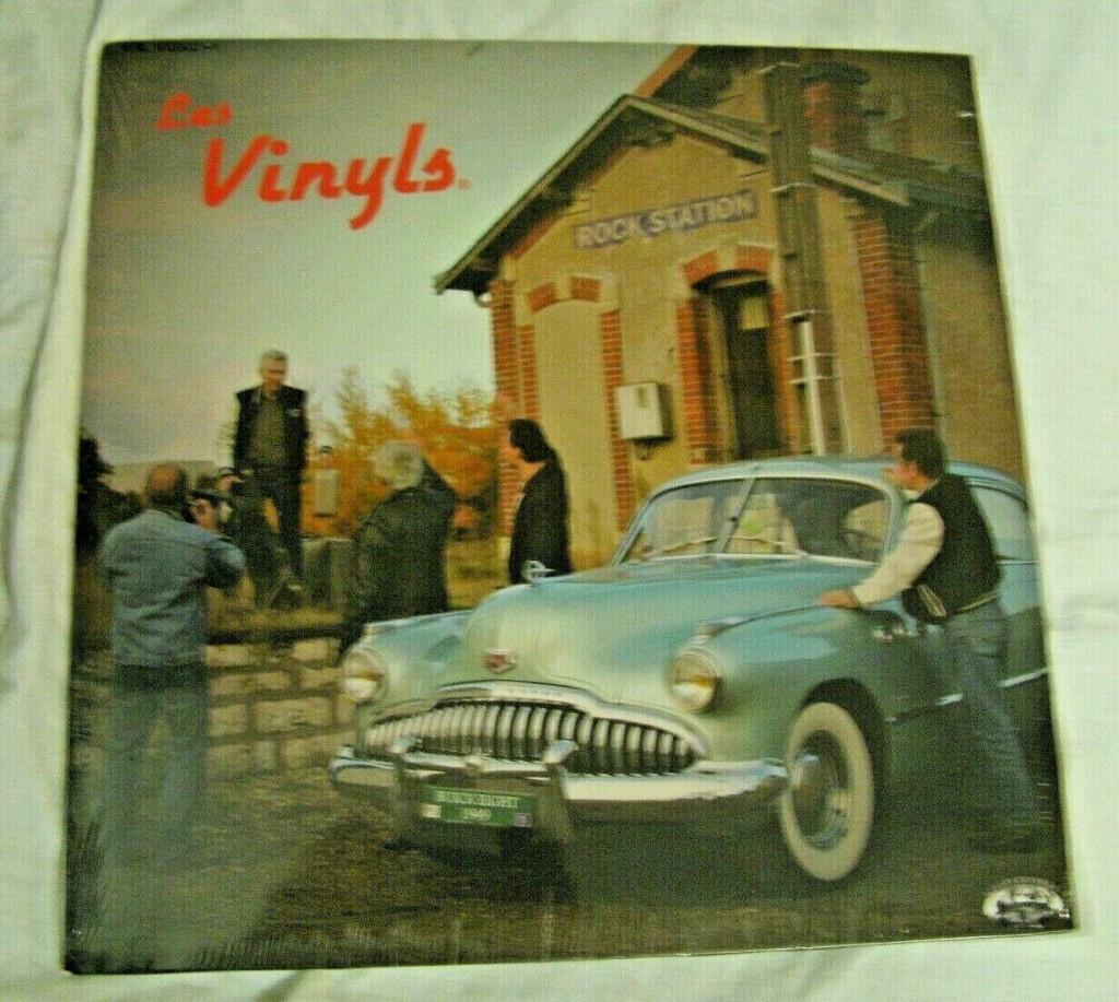 Records with car or motorbike on the sleeve - Disques avec une moto ou une voiture sur la pochette - Page 12 23526412