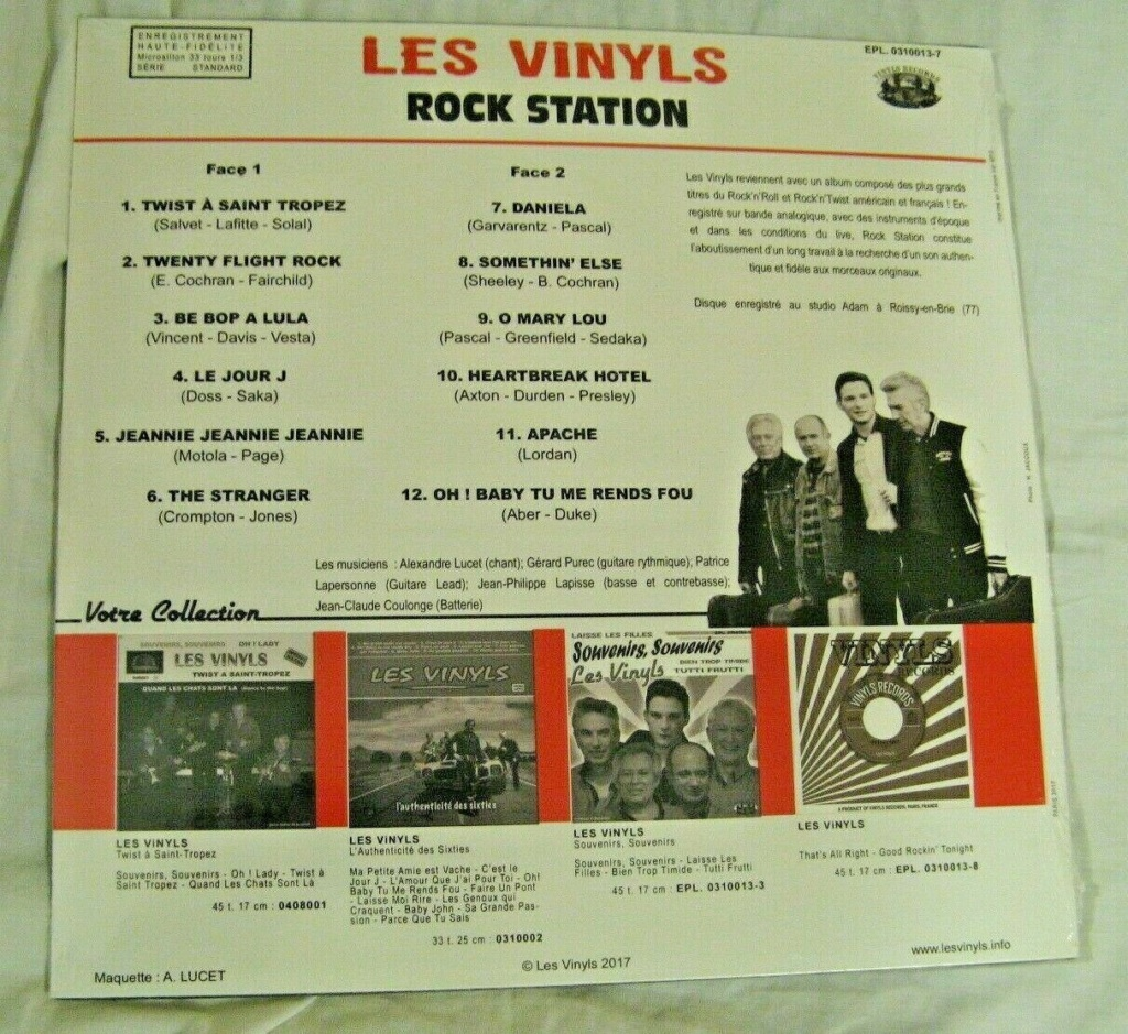 Records with car or motorbike on the sleeve - Disques avec une moto ou une voiture sur la pochette - Page 12 23526413
