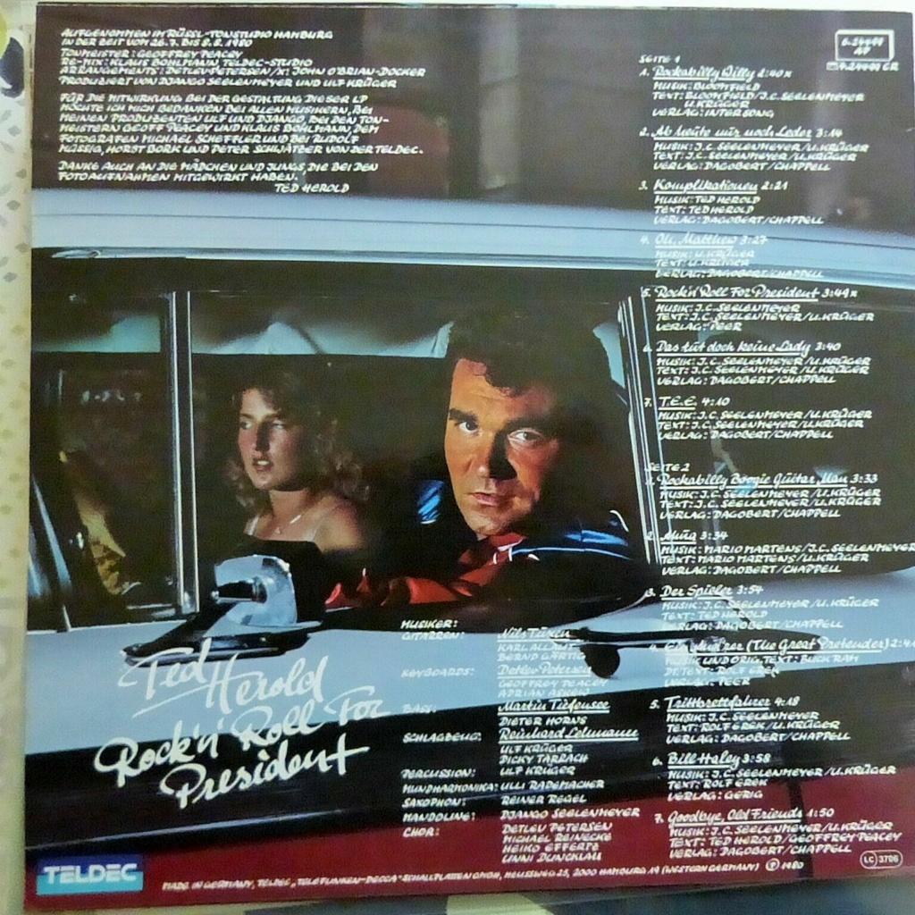 Records with car or motorbike on the sleeve - Disques avec une moto ou une voiture sur la pochette - Page 12 23526416