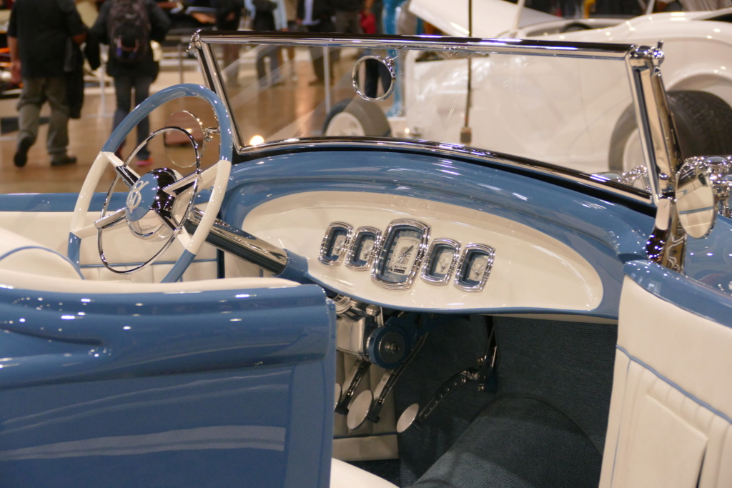 1931 Ford Model A Roadster - Blue Bayou - Chuck Spencer 24398910