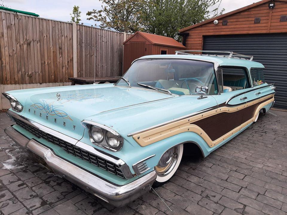 Mercury 1957 - 1960 Customs & mild custom - Page 2 24446010
