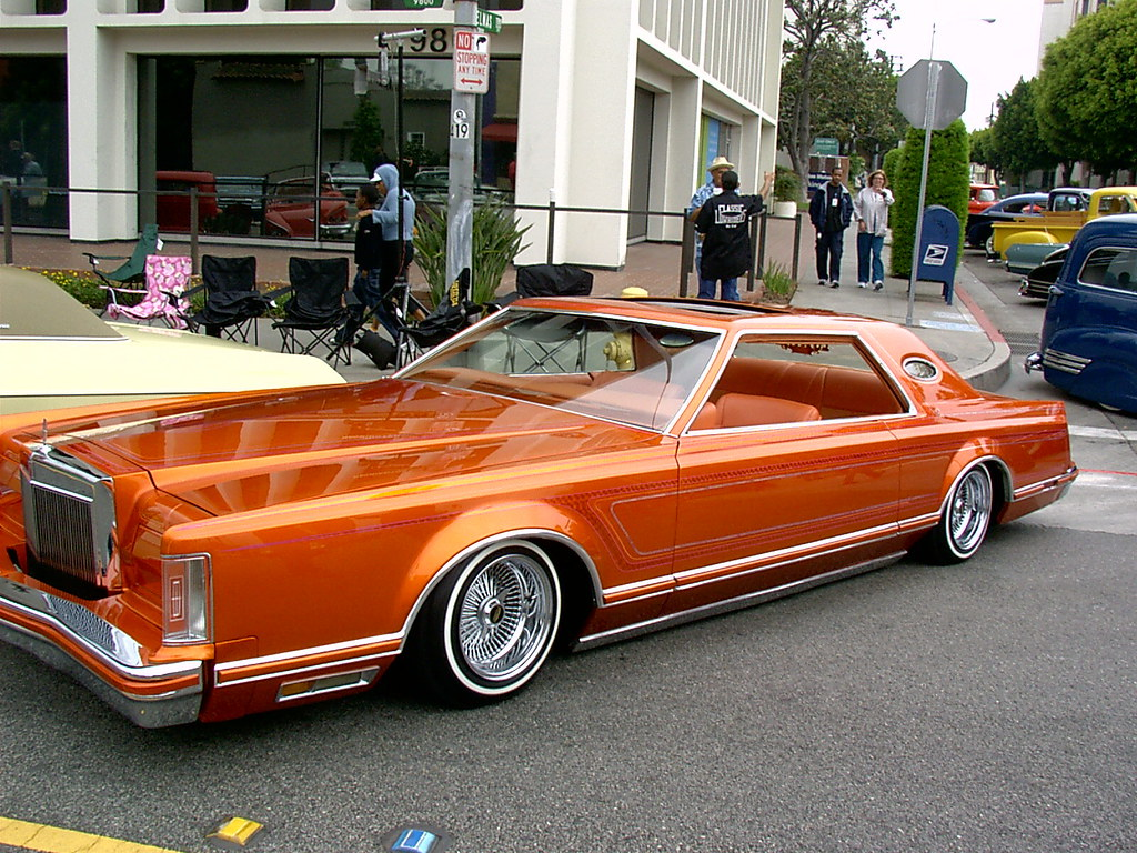 Lincoln Continental Mark 3, 4 & 5 Low Rider 24849810
