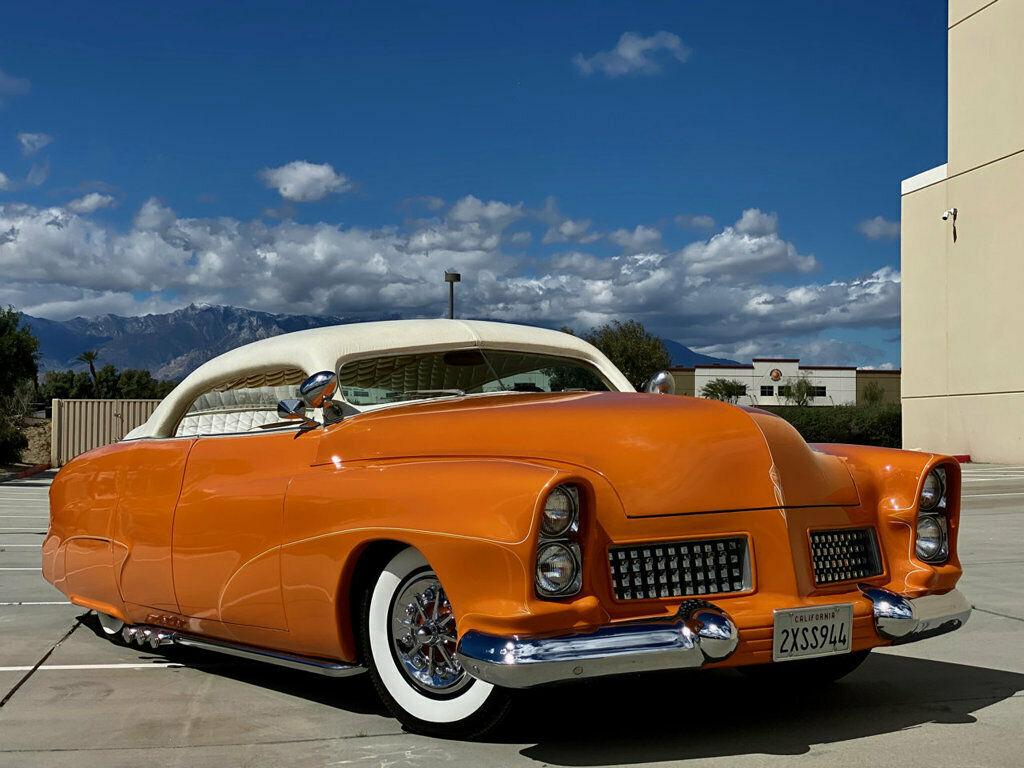 "1951 Mercury Custom Sedan BUILT BY HALL OF FAME KUSTOMIZER FRANK DE ROSA  INDUSTRY KNOWN AS ""MERCURY 4"" 250"