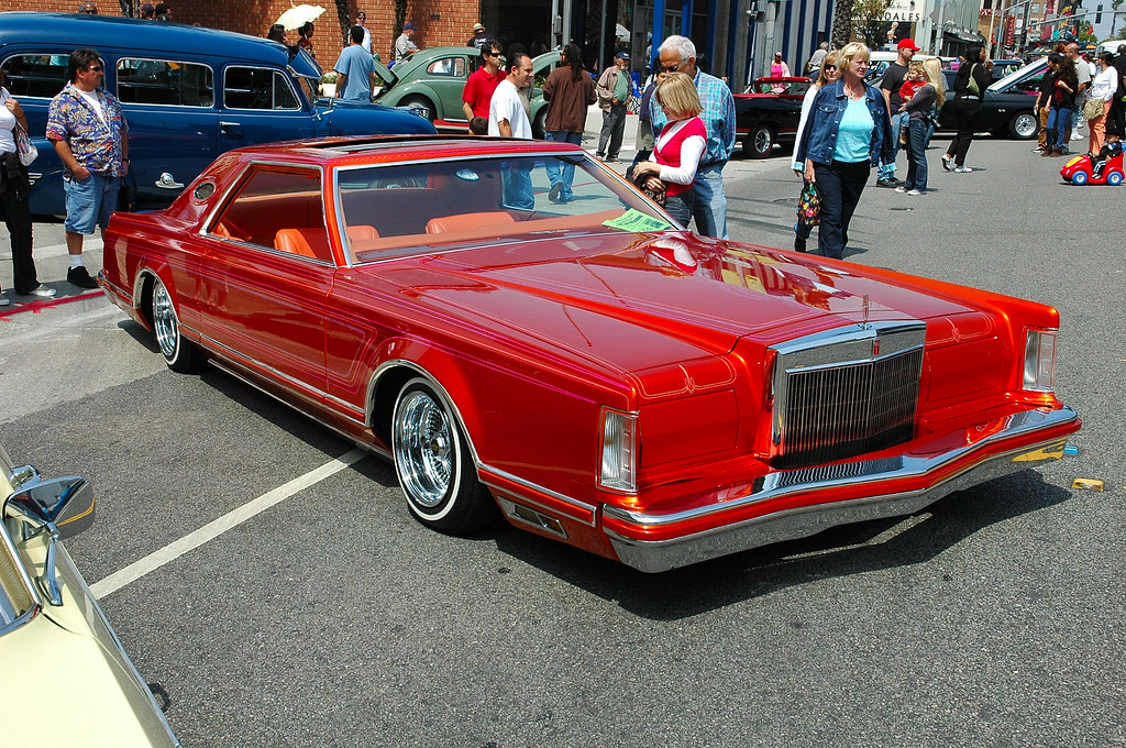 Lincoln Continental Mark 3, 4 & 5 Low Rider 25097310