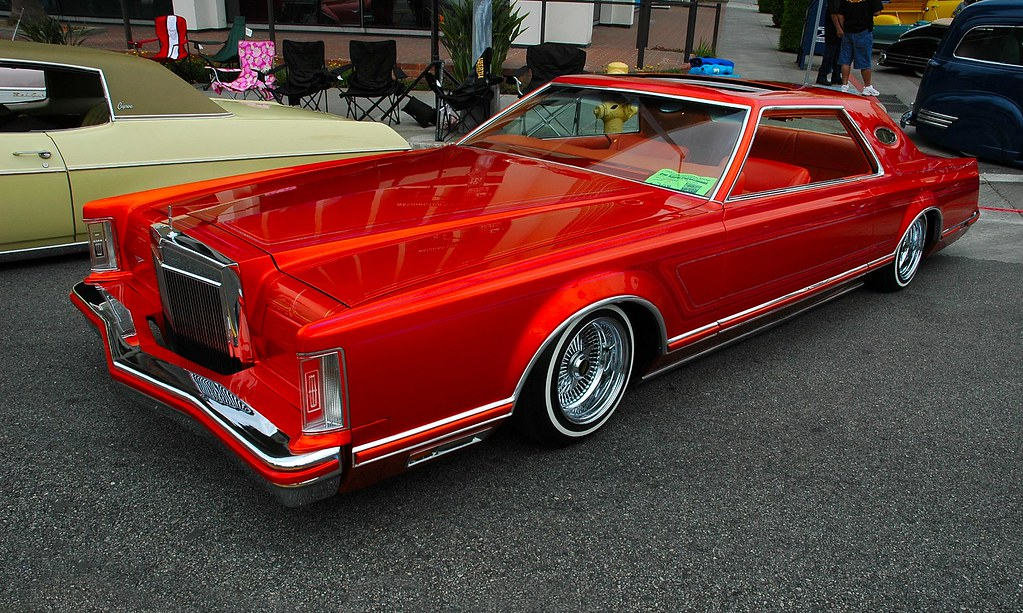 Lincoln Continental Mark 3, 4 & 5 Low Rider 25160310