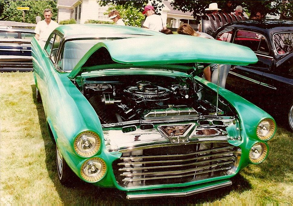 1957 Mercury - Jade Idol - Gene Winfield 25868810