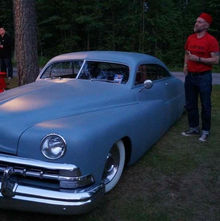 Lincoln 1949 - 1951 custom & mild custom 26904210