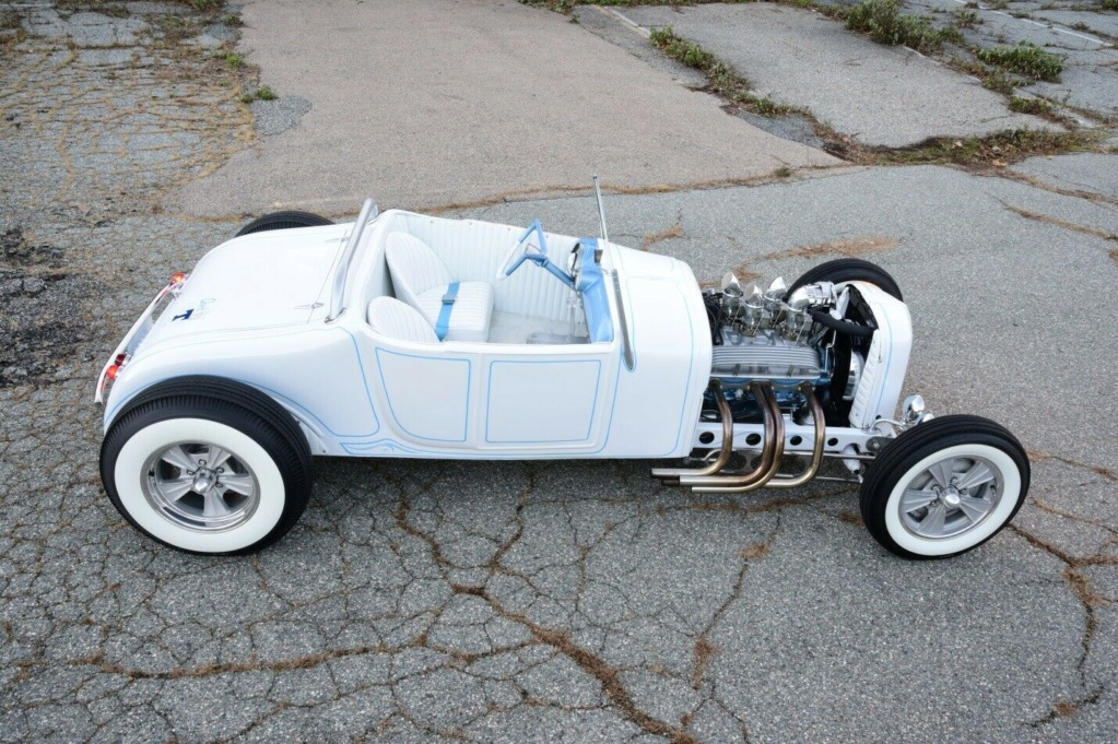 1927 Ford Model T roadster - 60's style hot rod - iced T 271210