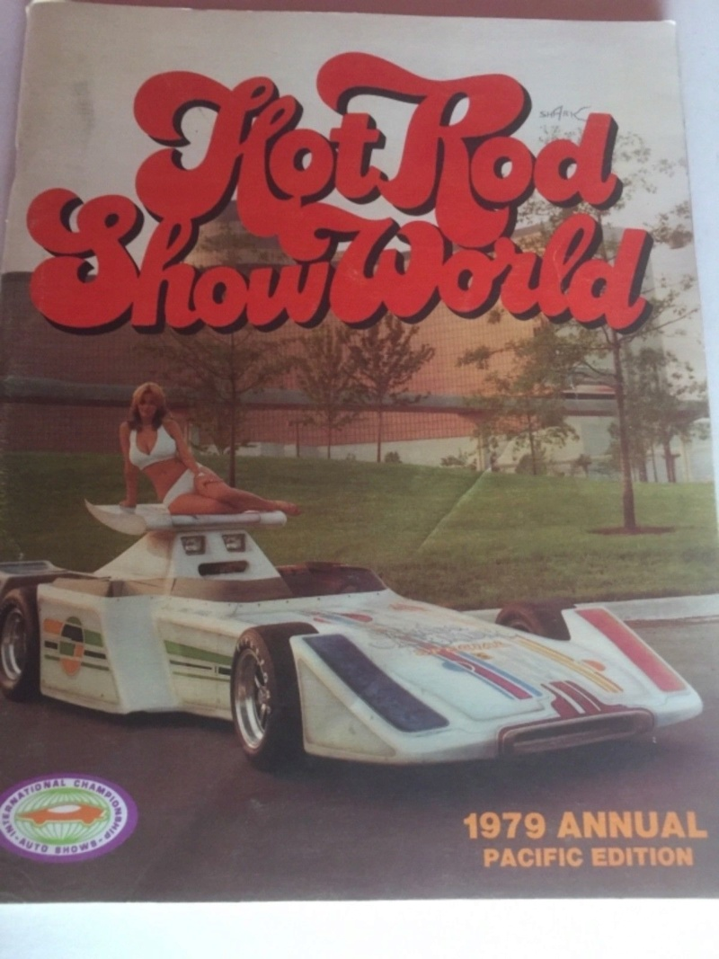 Hot Rod Show World Annual 2713
