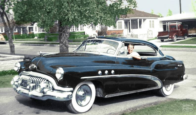 B & W Classic cars and vintage pics colorized by Imbued with hues 27336310