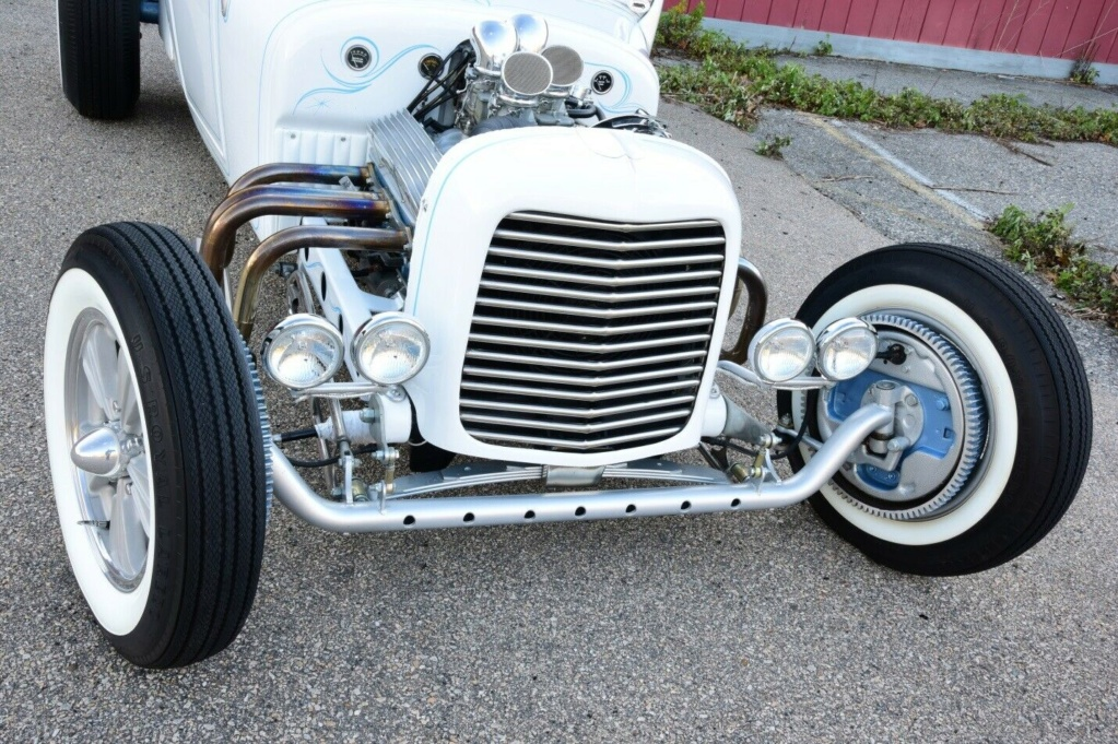 1927 Ford Model T roadster - 60's style hot rod - iced T 27510