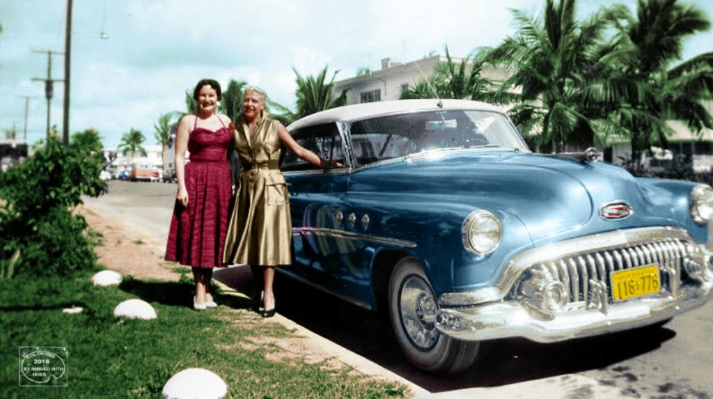 B & W Classic cars and vintage pics colorized by Imbued with hues 28061710