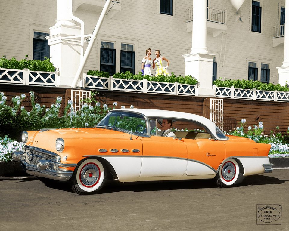 B & W Classic cars and vintage pics colorized by Imbued with hues 28516110