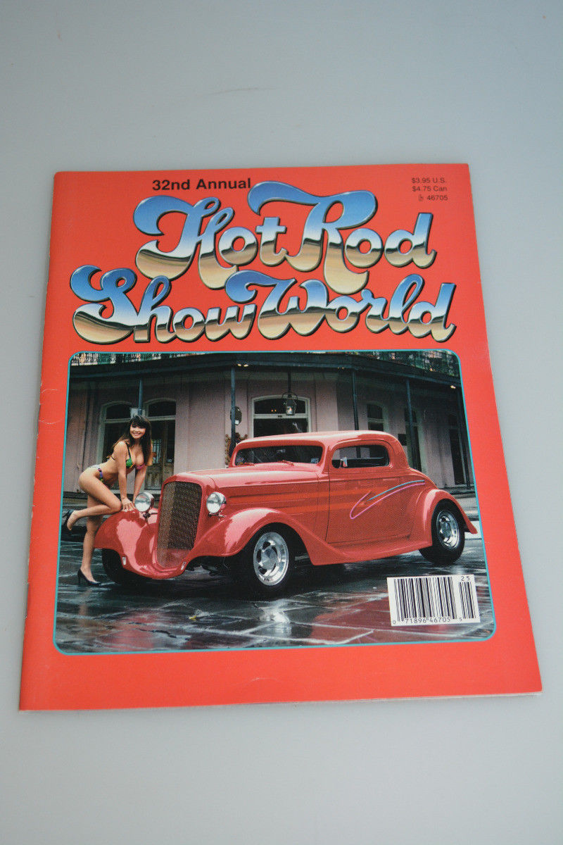 Hot Rod Show World Annual 2912