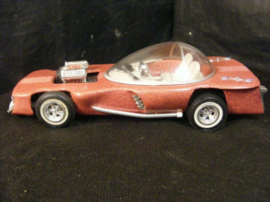 Vintage built automobile model kit survivor - Hot rod et Custom car maquettes montées anciennes - Page 13 2k10