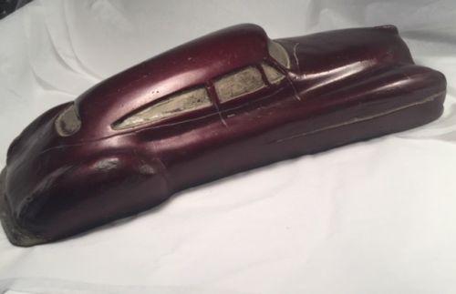 Vintage Auto Design Car Model Fisher Body Competition Streamline Futuristic 1950 3010