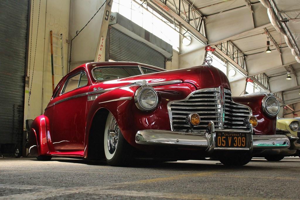 1941 Buick coupe - Los Peligrosos  30812310