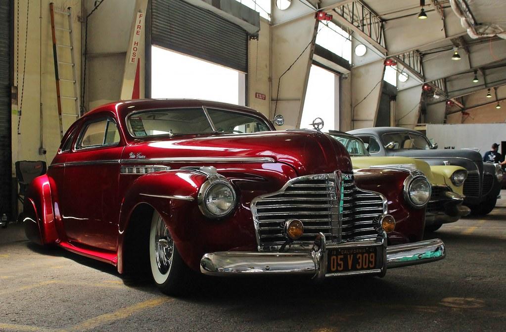 1941 Buick coupe - Los Peligrosos  30937510