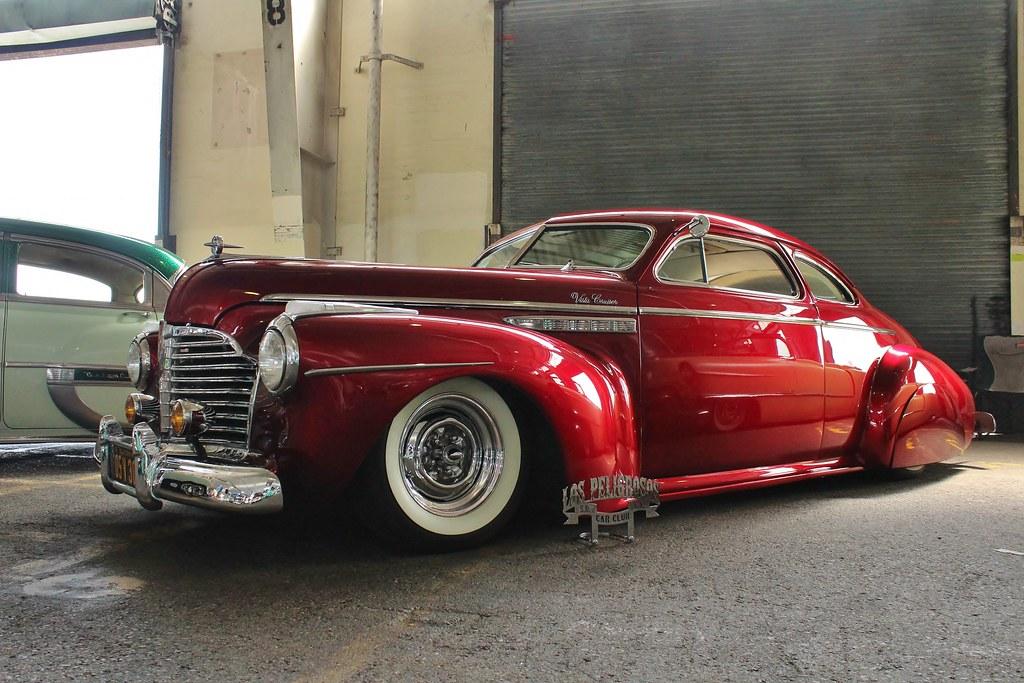 1941 Buick coupe - Los Peligrosos  30952710