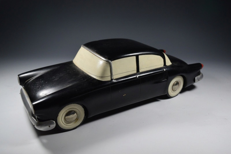 Vintage Auto Design Car Model Fisher Body Competition Streamline Futuristic 1950 311