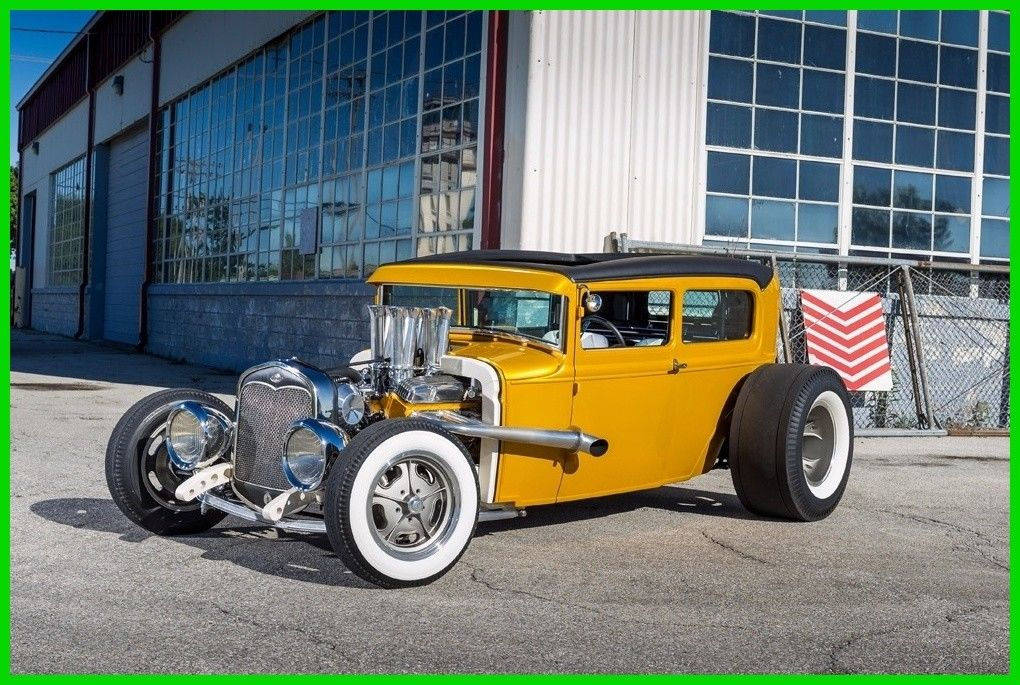 Ford 1931 Hot rod - Page 6 31110
