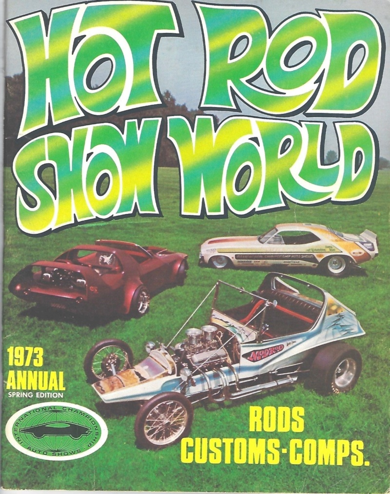 Hot Rod Show World Annual 3113