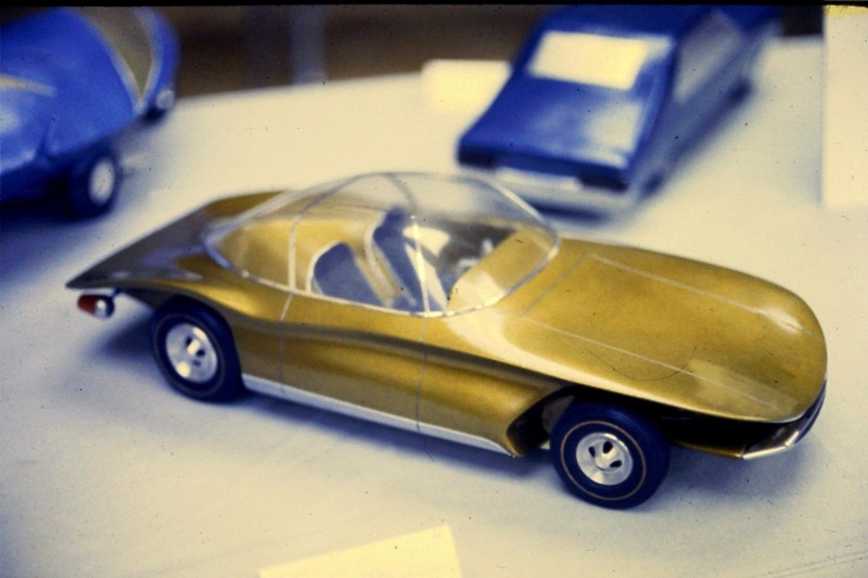 Fisher Body Craftsman's Guild - 1965 Competition 31166710
