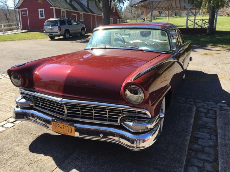 Ford 1955 - 1956 custom & mild custom - Page 7 314