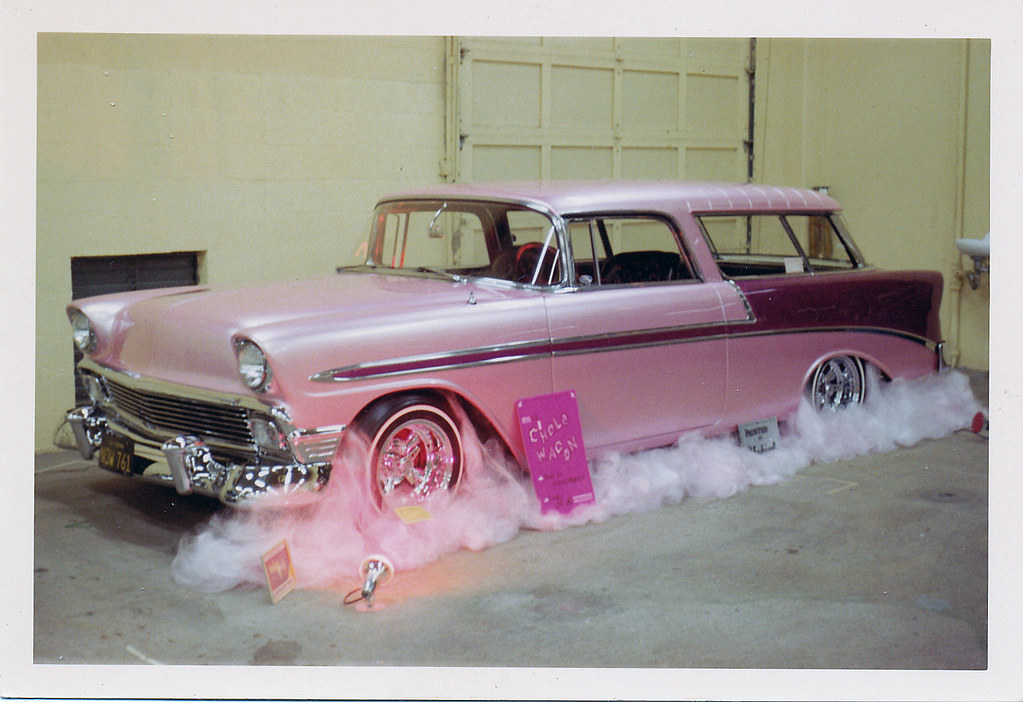 Howard Gribble - photographer and a lowrider and custom car historian from Torrance, California - Page 2 31418810