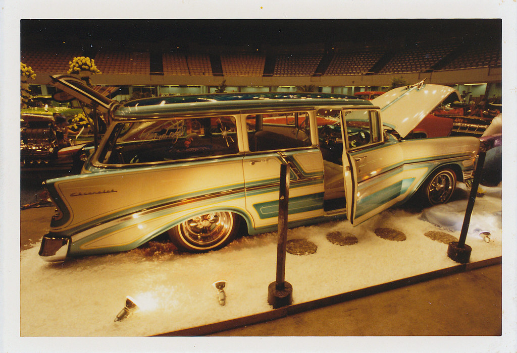 Howard Gribble - photographer and a lowrider and custom car historian from Torrance, California - Page 2 31427410
