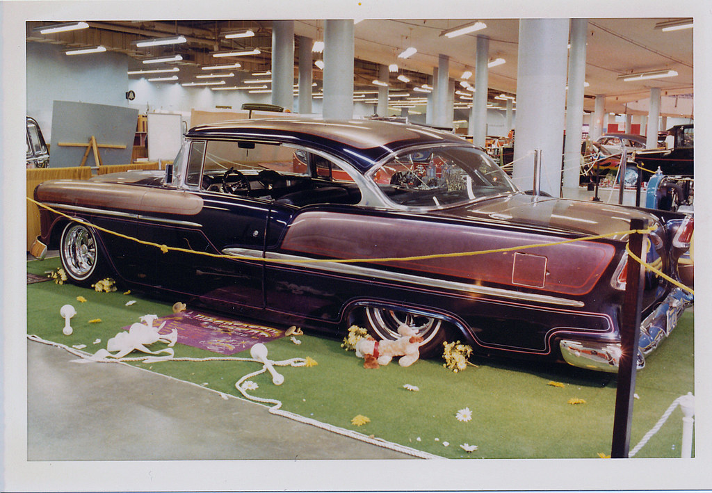 Howard Gribble - photographer and a lowrider and custom car historian from Torrance, California - Page 2 31613510